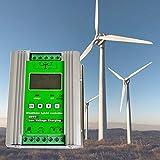 Eruditter 1200W MPPT Wind Solar Hybrid Laderegler 24V 40A für 800W Wind 400W Solar mit Booster und Free Dump Load