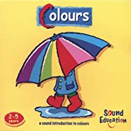 Colours - Cd of Nursery Songs