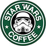 Ambientador De Coche STAR WARS COFFEE