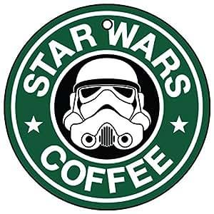 Désodorisant De Voiture STAR WARS COFFEE
