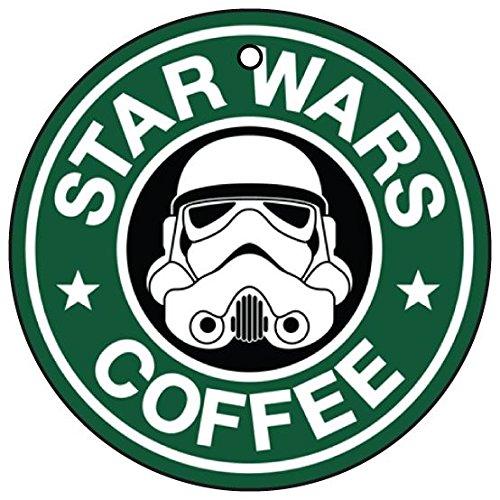 Deodorante Per Auto STAR WARS COFFEE