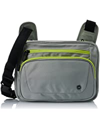 Victorinox Light Grey Unisex Sling Bag (30372312)