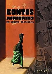 Contes africains en bandes dessinées