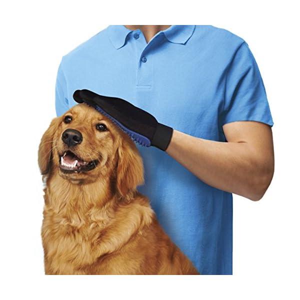 JML True Touch Pet Grooming Glove 2