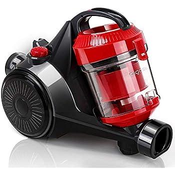 Galapara Aspiradoras hogar,Aspirador de Mano Potente Household Vacuum Cleaner 1000W Horizontal Mites Handheld 17Kpa High Power Vacuum Cleaner 2 in 1 Tip for Home Floor Sofa Carpet Car Pet