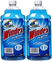 Windex Glass Cleaner - Original - 67.6 oz - 2 pk by Windex