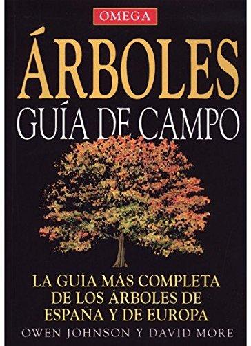 Árboles : guía de campo