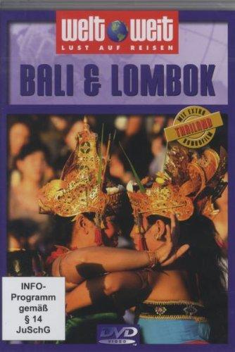 Preisvergleich Produktbild Bali & Lombok - welt weit (Bonus: Thailand)