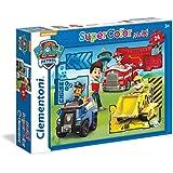 Clementoni 24048 - Paw Patrol Maxi Puzzle, 24 Pezzi