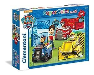 Clementoni 24048 Puzzle - Rompecabezas (Rompecabezas para Suelo, Dibujos, Preescolar, 3 año(s), 5 año(s), Multicolor)