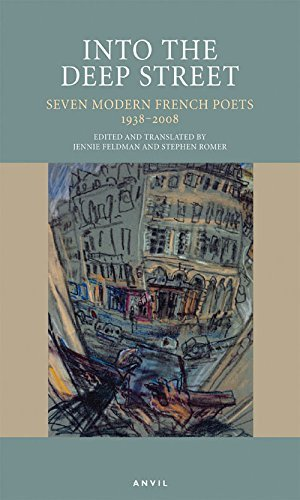 Into the Deep Street: Seven Modern French Poets 1938-2008 by Jean Follain (2009-06-18)