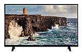 Telefunken XF48D101 122 cm (48 Zoll) Fernseher (Full HD, Triple Tuner) Schwarz