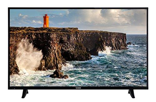Telefunken XF48D101 122 cm (48 Zoll) Fernseher (Full HD, Triple Tuner)Schwarz 47 Lcd Full Hdtv