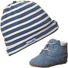 Timberland Crib Bootie W/Hat, Scarpe Prima Infanzia Bambino