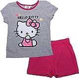 HELLO KITTY Short Sleeve Pyjama Set - Spring Summer Collection
