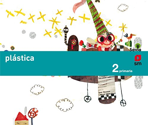 Plástica. 2 Primaria. Savia - 9788467575200