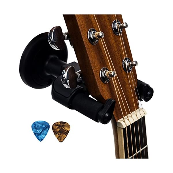 Supporto a muro parete per chitarra Gancio appendi Chitarra Ukulele Mandolino Bass Banjo