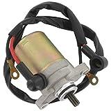 Xfight-Parts Anlasser komplett 9Z mit Kabel 2Takt 50ccm 1E40QMB