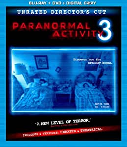 Paranormal Activity 3 [Blu-ray] [2011] [US Import]
