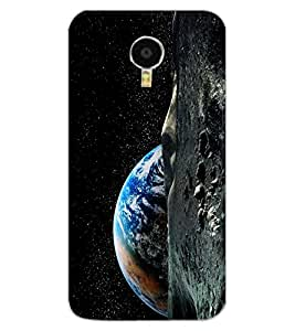 ColourCraft The Galaxy Design Back Case Cover for MEIZU BLUE CHARM NOTE 3