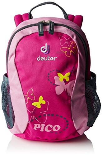 Deuter Kinder Rucksack Pico, pink, 28 x 19 x 12 cm, 5 Liter, 3604350400