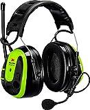 3M Peltor Kapselgehörschutz-Headset 30 dB WS ALERT XPI MRX21AWS6 1St.
