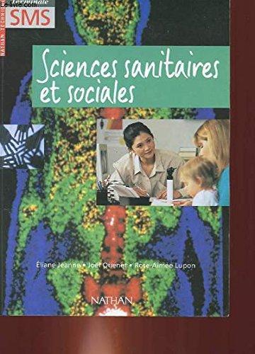 Sciences sanitaires et sociales : Terminale SMS