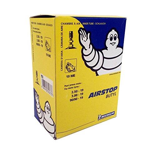 Chambre air moto Michelin 19 ME Valve TR4 (2.50-19, 3.00-19, 90/90-19)