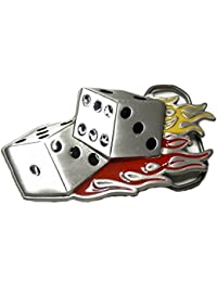 Buckle Flaming Dice