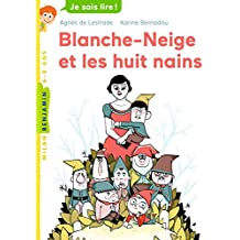 Blanche Neige et les 8 nains (Milan benjamin) (French Edition)