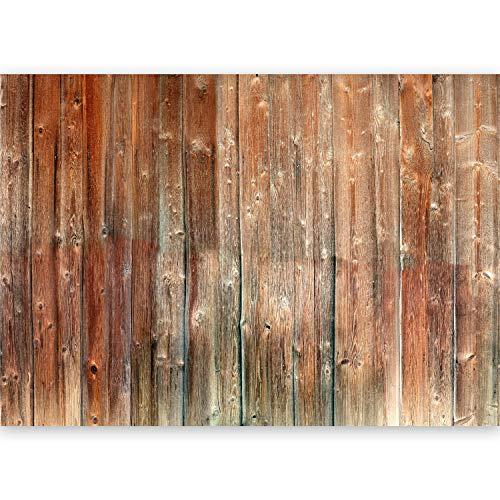 murando - XXL Fototapete 500x280 cm - Größe Format - Vlies Tapete - Moderne Wanddeko - Design Tapete - Wandtapete - Wand Dekoration - Holz f-A-0514-x-a