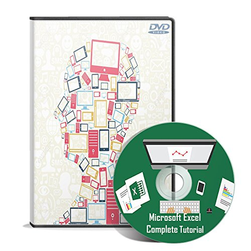 Microsoft Excel Complete Tutorial DVD
