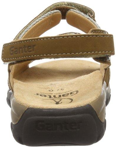 Ganter Glady, Weite G 7-205922-11170 Damen Sandalen Mehrfarbig (camel/beige 1117)