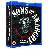 Hijos de la Anarquía / Sons of Anarchy (Complete Seasons 1-4) - 12-Disc Box Set