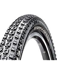 Maxxis CROSSMARK Tubeless Ready - Cubierta para bicicleta de montaña ( 26 x 2,10 (52-559) )