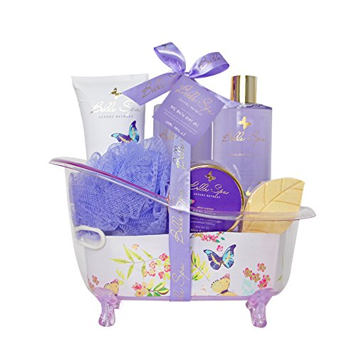 Bagno regalo bella spa - scatola regalo, regalo per le donne