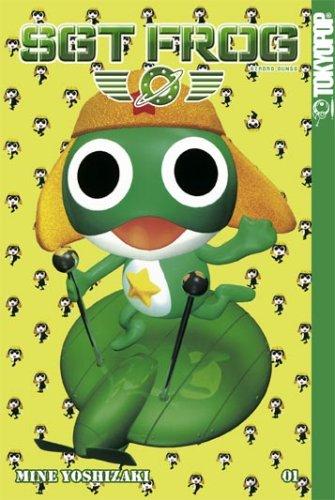 Sgt. Frog 01