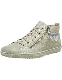 Rieker L9446, Sneakers Hautes Femme
