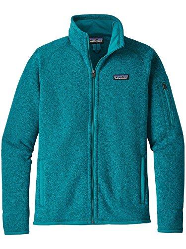 Patagonia Damen Jacke Better Sweater Fleece blau (elwha blue)