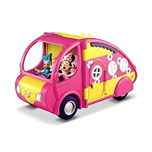 Fisher Price Friendship in Bloom - Minnie Mouse & Daisy's Camper