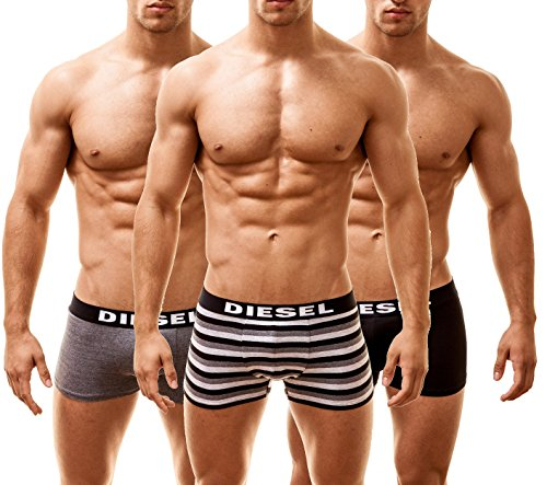 Diesel Boxershorts Shawn 3 Pack IBIZA, Medium
