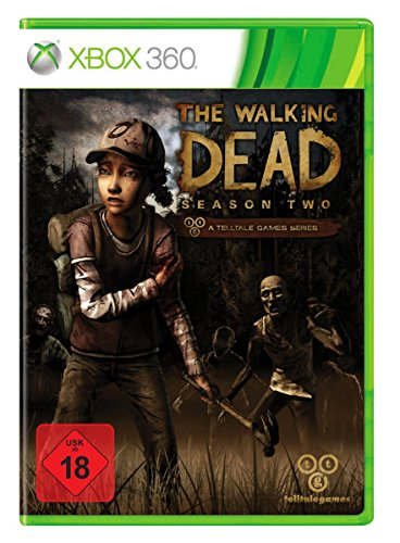 The Walking Dead - Season 2 - [Xbox 360] - Xbox Horror 360