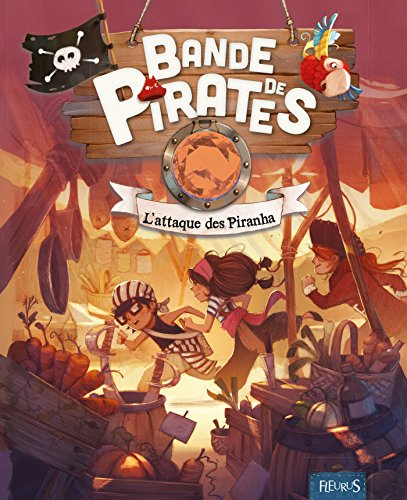 L'attaque des Piranha (Bande de pirates) (Tricorne Pirate)