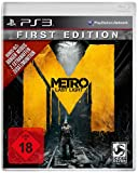 Metro: Last Light - First Edition - 100% uncut - PlayStation 3
