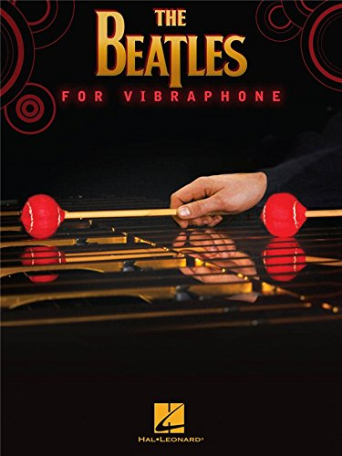 The Beatles For Vibraphone - Partitions