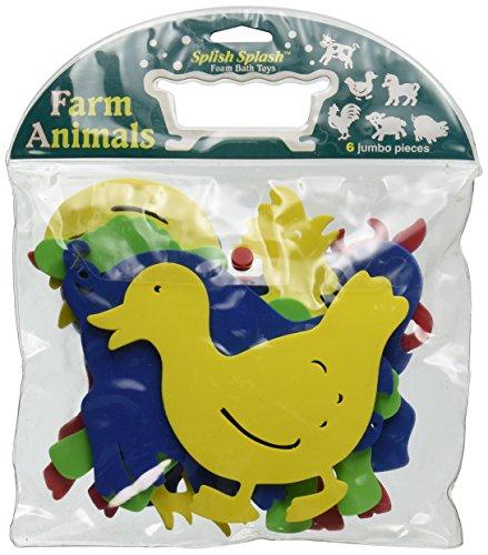Farm Animals: Foam Activity Kits (Splish Splash Series) -