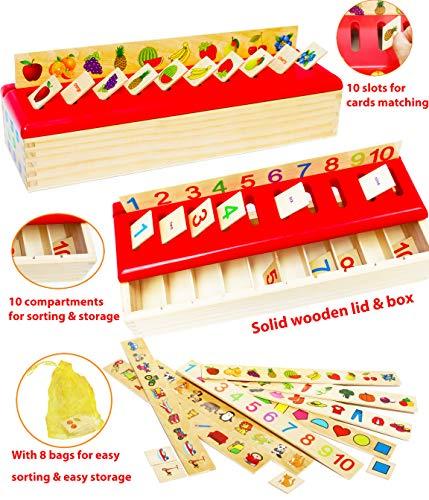 Toys of Wood Oxford Caja de clasificación de Madera -...