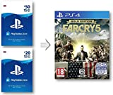 PSN Wallet top-up for Far Cry 5 Gold | PS4 Download Code -...