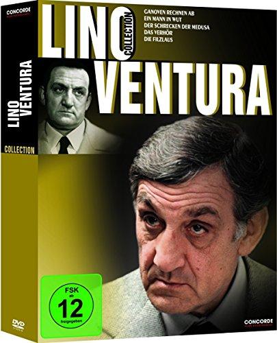 Bild von Lino Ventura Collection [5 DVDs]