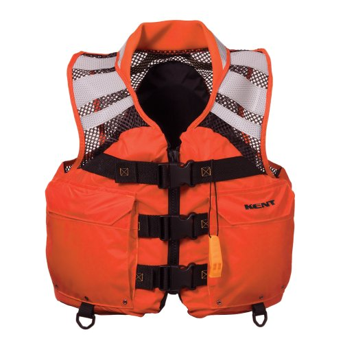 "Kent Sporting Goods Kent Mesh Search and Rescue ""SAR"" Commercial Vest - XXXLarge"